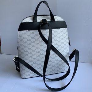 Michael Kors Bags - Michael Kors Center Stripe Cindy Large Backpack